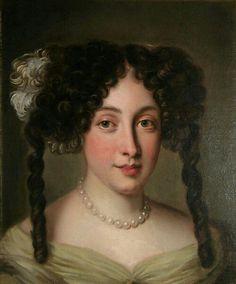 Portrait de Marie Mancini, 1665 Jacob Ferdinand Voet