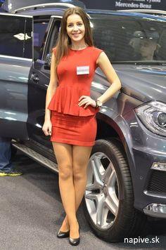 Car Expo, Bratislava, Peplum Dress, Dresses, Fashion, Vestidos, Moda, Fashion Styles, Dress