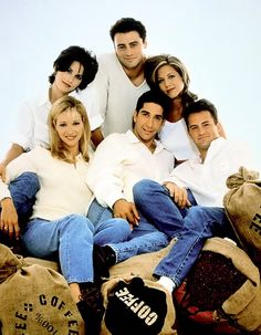 The best show ever! FRIENDS
