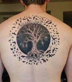 45+ Tree Of Life Tattoo Designs