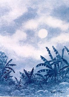 watercolor on paper Gonzalo Ariza, Pintores| ColArte | Colombia Landscape Paintings, Landscapes, Clouds, Photography, Outdoor, Birth, Colombia, Scenery, Art