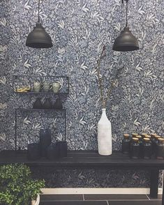 The post appeared first on Sovrum Diy. Small Condo, Interior Wallpaper, Nocturne, Scandinavian Interior, Room Colors, Vintage Walls, Designer Wallpaper, Decoration, My Dream Home