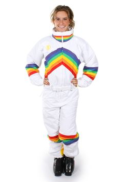 Women's Sunrise Shredder Ski Suit // Tipsy Elves