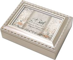 Cottage Garden Music Jewelry Keepsake Box Anniversary Plays Unchained Melody With Champaign Silver Finish *** Details can be found by clicking on the image. (This is an affiliate link) Decorative Accessories, Decorative Boxes, Unchained Melody, Music Jewelry, Furniture Deals, 25th Anniversary, Keepsake Boxes, Jewelry Organization, Christmas Themes