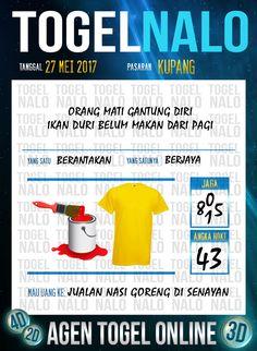 Pakong JP 5D Togel Wap Online TogelNalo Kupang 27 Mei 2017