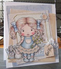La-La Land Crafts Inspiration and Tutorial Blog: Inspiration Friday - For a Special Lady