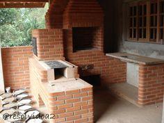 varandas com churrasqueiras e fogao a lenha - Pesquisa Google