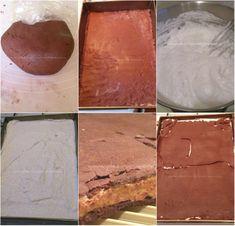 Prajitura cu nuca de cocos si crema de vanilie | Pleziruri Sheet Pan, Blog, Cakes, Springform Pan, Cake Makers, Kuchen, Blogging, Cake, Pastries