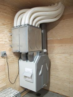 Humidity Controlled Bathroom Exhaust Fan Inspirational 6 Ways to Ventilate Your Home and which is Best Window Ventilation, Ventilation System, Mechanical Ventilation, Heat Recovery Ventilation, Bathroom Exhaust Fan, House Fan, Multi Family Homes, Bathroom Windows, Passive House