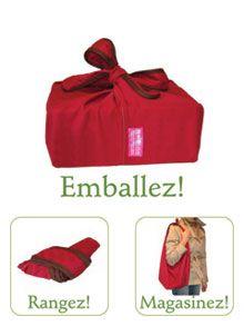 Sacs et emballages - LilyEcolo - Le sac chic et écologique