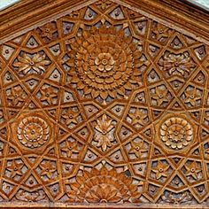 Domes & Arches of Shah Jehan Mosque (Thatta) « Islamic Arts and Architecture Islamic Patterns, Mughal Empire, Mosaic Designs, Interior Design Inspiration, Islamic Art, Art And Architecture, Art Decor, Graphic Design, Arches