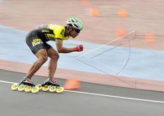 Radika Ananda berhasil meraih medali emas dengan waktu 41,950 detik cabor sepatu roda nomor 500 meter individual time trial putra.  Sementara medali perak diraih atlet DKI JKT Mirko Andrasi (42,509 detik) & perunggu diraih Jatim Reza Oktavriyanto (42.759 detik). #PON2016