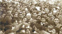 Netaji Subhash Chandra Bose at Lahore City Rly Stn, 24 Nov 1938 (unverified)