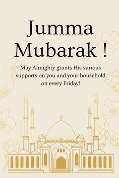 On this Holy Friday, wish your friends with these 151 Amazing Jumma Mubarak Quotes with Beautiful Images that will surely win your heart on every Jumma. #JummaMubarakImages #JummaMubarak #JummaMubarakQuotesEnglish #JummaMubarakImageStatus Muslim Couple Quotes, Muslim Love Quotes, Islamic Love Quotes, Beautiful Quotes About Allah, Beautiful Words Of Love, Cute Romantic Quotes, Cute Funny Quotes, Holy Friday Quotes, Jumma Mubarak Ramadan
