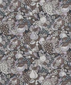 Liberty Art Fabrics Osborne's D Tana Lawn Cotton