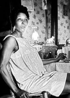 Jessie Mae Hemphill by George Mitchell