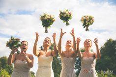 Adam & Liz - Wedding Photography // Glemham Hall, Suffolk