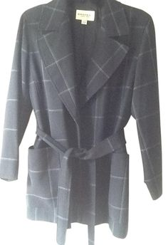 Emanuel Ungaro Charcoal Gray Jacket. Free shipping and guaranteed authenticity on Emanuel Ungaro Charcoal Gray Jacket at Tradesy. Top Italian designer Ungaro.  The hottest fashion ...