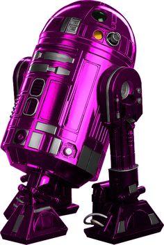P3-L7 Astromech Droid done by Jeff Souder