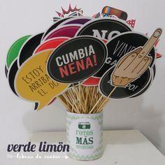 Fotos Más Divertidas - Foto Props - Cotillón - $ 160,00 en MercadoLibre