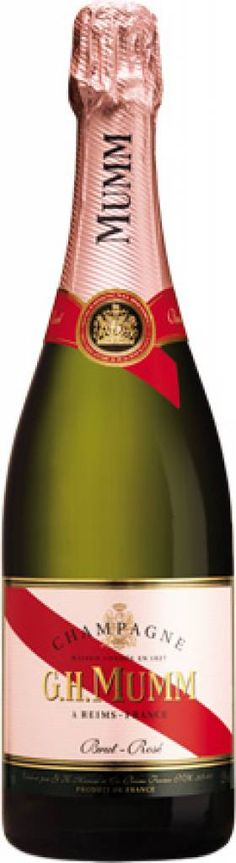 Mumm Brut Rose Champagne Mumm Champagne, Rose Champagne, Happy New Year 2016, New Years 2016, Wine List, Cocktails, Drinks, Sparkling Wine, Pinot Noir