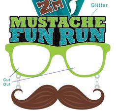 Mustache Fun Virtual Run