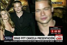 Brad Pitt no asistirá a la gala del documental ¨ El viaje del tiempo ¨ del director Terrence Malick, Dondo Brad prestó su voz