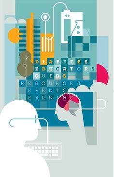 2015 Educators Guide on Behance
