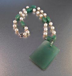 Libra esterlina Collar perla, gota Lavalier, joyería de la boda nupcial