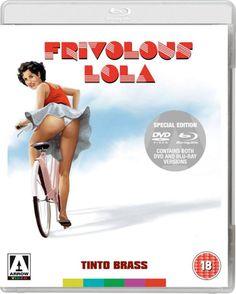 Frivolous Lola (1998) (aka Monella) (dir. Tinto Brass)  #sexploitation #cinema #TintoBrass #BluRay