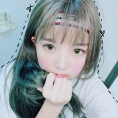 Image may contain: 1 person, closeup Cute Korean Girl, Cute Asian Girls, Cute Girls, Cool Girl, Girl Photo Poses, Girl Photos, Cute Girl Dresses, Grunge Girl, Kawaii Girl