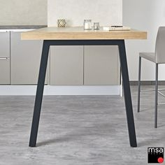 Charge maxi : 100 kg. Black Queen, Nevada, Console, Decoration, Office Desk, Furniture, Black Edition, Fixation, Catalogue