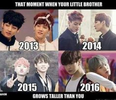 More like father and son xD