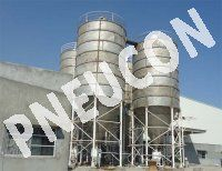 Silo manufacturers in India. http://pneucon.net/storage-silo.html