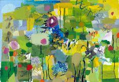 "artist Bill Scott, ""Ranunculus"" <3"