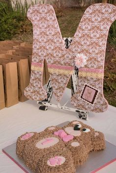 Teddy Bears picnic Birthday Party Ideas | Photo 1 of 51