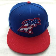 Fort Myers Miracle 2012 Stars and Stripes Hat