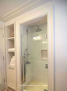 Creative Bathroom Organization and DIY Remodeling #Diybathroom