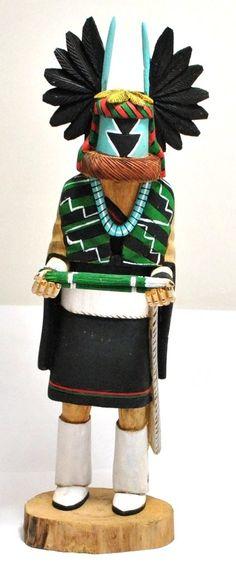 Hopi Crowmother Kachina