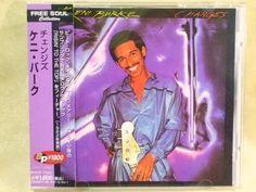 CD/Japan- KENI BURKE Changes w/OBI RARE EARLY 1995 CD BVCP-7433 #FunkSoul