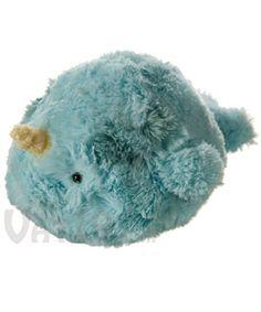 Mini Squishables Stuffed Animals Narwhal $18.95