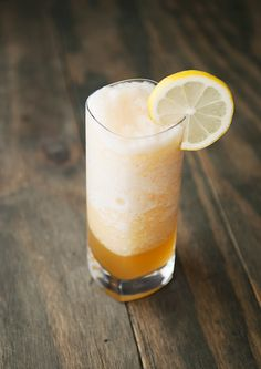arnold palmer iced tea lemonade slushie recipe   use real butter