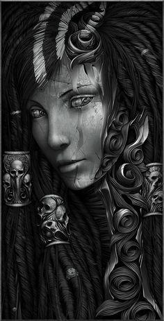 Arte oscuro El psy congroo