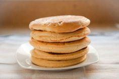 Domácí pečivo bez droždí | Pro ŽENY a HUBNUTÍ Crafts For Kids, Toast, Rolls, Cooking, Breakfast, Recipes, Food, Breads, Law