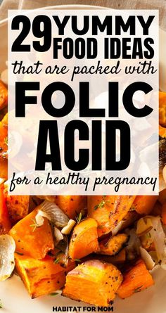 Pregnancy foods for your first trimester, second trimester, and third trimester that are high in fol Pregnancy Lunches, Healthy Pregnancy Food, Pregnancy Tips, Healthy Pregnancy Recipes, Best Pregnancy Foods, Pregnancy Checklist, Pregnancy Fitness, Pregnancy Journal, Pregnancy Nutrition