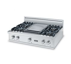 Buy the Viking Stainless Steel Direct. Shop for the Viking Stainless Steel 36 Inch Wide Built-In Natural Gas Rangetop with TruPower Plus 18500 BTU Burner and save. Cooking Appliances, Kitchen Appliances, Kitchens, Chef Kitchen, Kitchen Gadgets, Single Electric Oven, Viking Range, Upright Freezer, Kitchen Photos