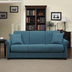 Alcott Hill Engeham Convertible Sleeper Sofa & Reviews | Wayfair