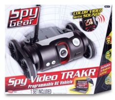 Spy Gear Spy Video TRAKR Top Toy Review