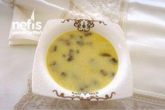 Kremalı Mantar Çorbası (Hazır Gibi)