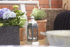Love these Moroccan style lanterns